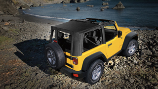 JEEP Wrangler 2-DOOR & 4-DOOR