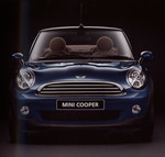 MINI COOPER CONBVERTIBLE