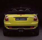 MINI COOPER S CONBVERTIBLE